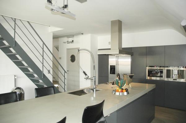Design Keukens Kalmthout : ... appartement te koop met loft ...